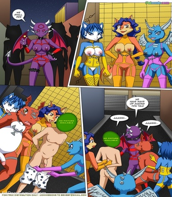 Girls-Night-Out-And-The-Boys-Torment-118 free sex comic