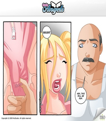 GoGo Angels (Ongoing) 160 free sex comic
