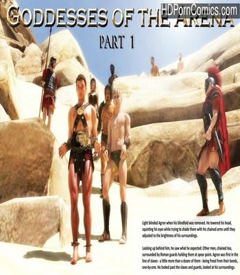 Goddesses Of The Arena 1 Sex Comic