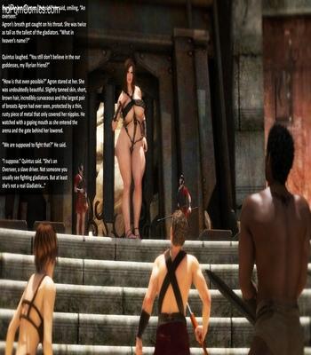 Goddesses Of The Arena 1 12 free sex comic
