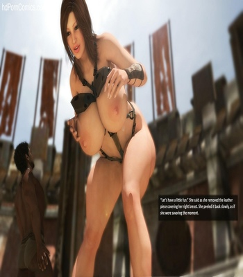 Goddesses Of The Arena 1 18 free sex comic