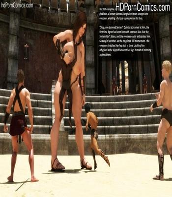 Goddesses Of The Arena 1 21 free sex comic