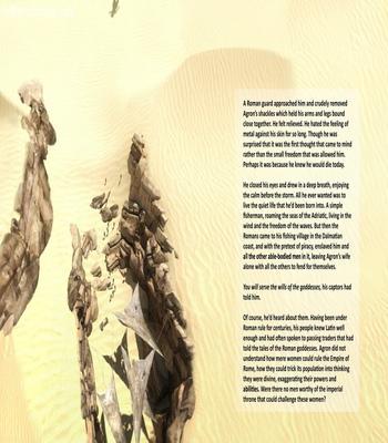 Goddesses Of The Arena 1 3 free sex comic