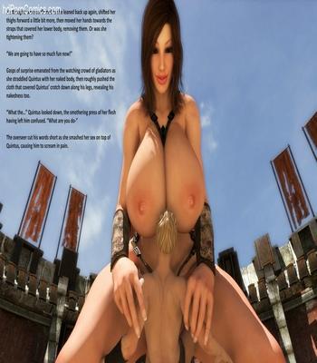 Goddesses Of The Arena 1 33 free sex comic