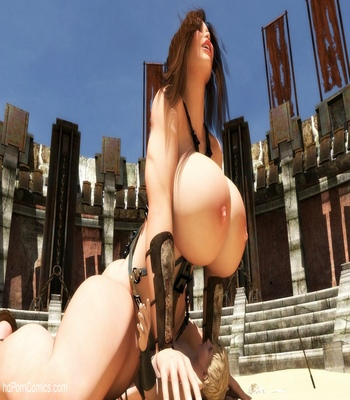 Goddesses Of The Arena 1 35 free sex comic