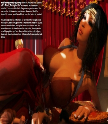 Goddesses Of The Arena 1 40 free sex comic