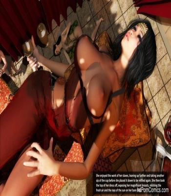 Goddesses Of The Arena 1 43 free sex comic