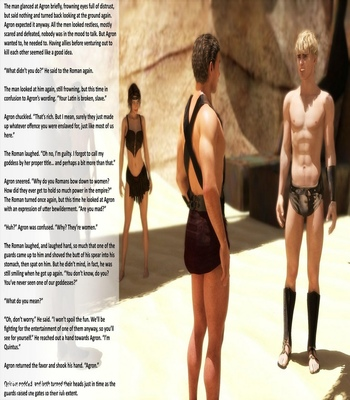 Goddesses Of The Arena 1 5 free sex comic