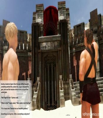 Goddesses Of The Arena 1 7 free sex comic