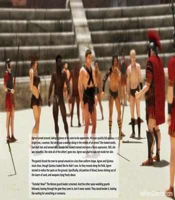 Goddesses Of The Arena 1 8 free sex comic