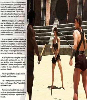 Goddesses Of The Arena 1 9 free sex comic