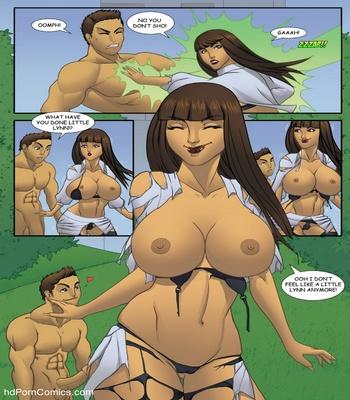 Goddesszilla 1 13 free sex comic