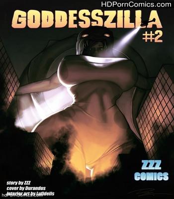 Porn Comics - Goddesszilla 2 Sex Comic