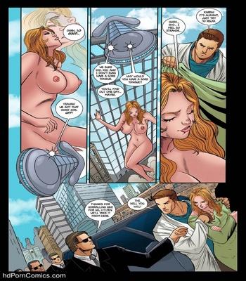 Goddesszilla 3 Sex Comic sex 16