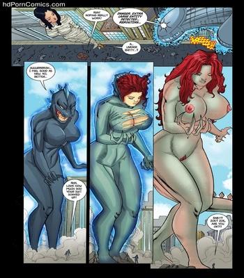 Goddesszilla 3 Sex Comic sex 18