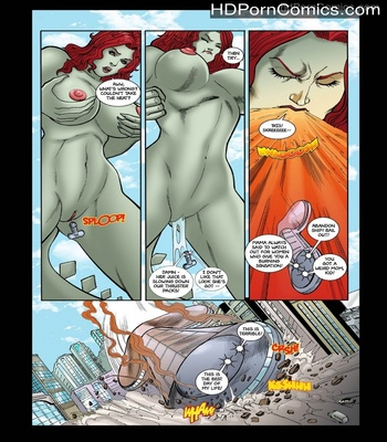 Goddesszilla 3 Sex Comic sex 21