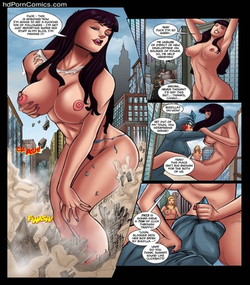 Goddesszilla 3 Sex Comic sex 3