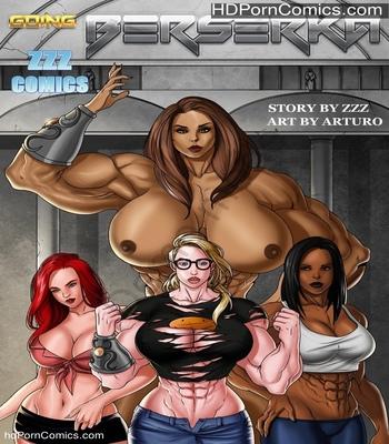 Porn Comics - Going Berserka 1