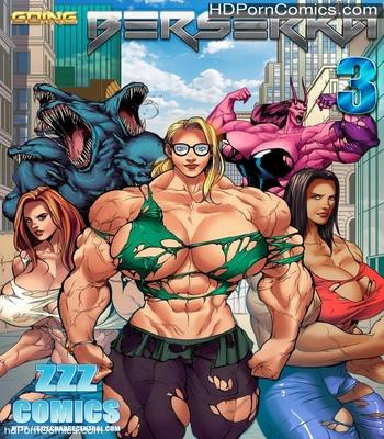 Porn Comics - Going Berserka 3