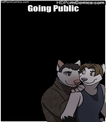 Porn Comics - Going Public Sex Comic