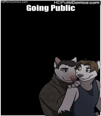 Porn Comics - Going Public Sex Comic