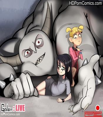 Porn Comics - Golan – Live Sex Comic