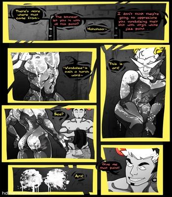 Gomorrah 1 – Chapter 3 Sex Comic sex 6