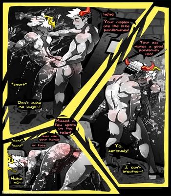Gomorrah 1 – Chapter 3 Sex Comic sex 9