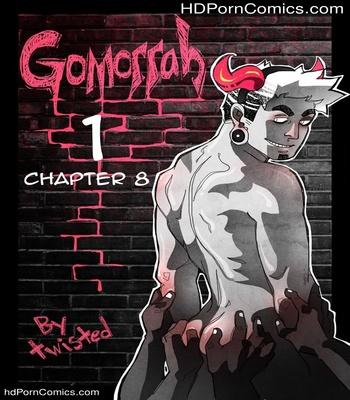Porn Comics - Gomorrah 1 – Chapter 8 Sex Comic