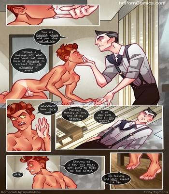 Gomorrah 4 Sex Comic sex 16