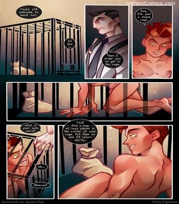 Gomorrah 4 Sex Comic sex 18