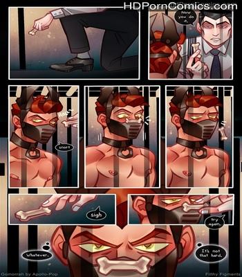 Gomorrah 4 Sex Comic sex 21