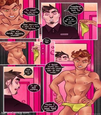 Gomorrah 4 Sex Comic sex 3