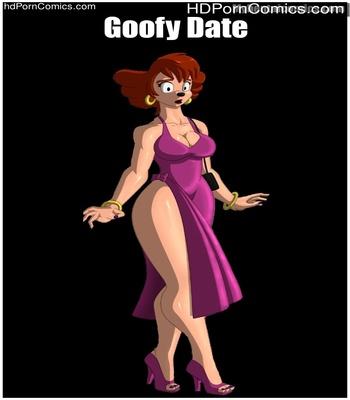 Porn Comics - Goofy Date Sex Comic