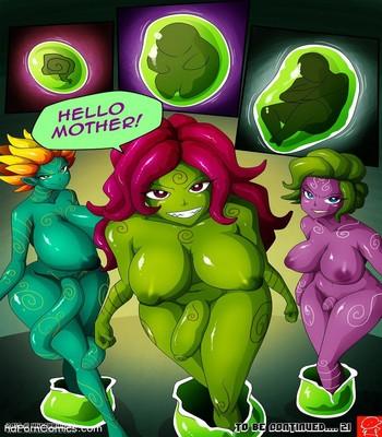 Gotham City 1 – Green Seeding Sex Comic