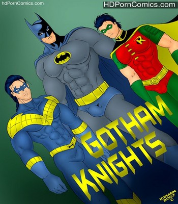 Porn Comics - Gotham Knights Sex Comic