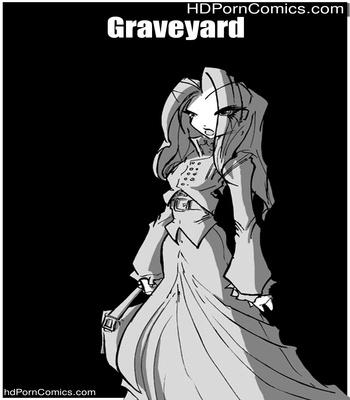 Porn Comics - Graveyard Sex Comic