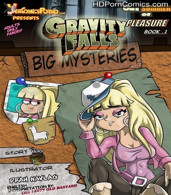 Porn Comics - Gravity Falls – Big Mysteries Sex Comic