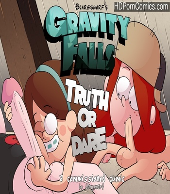 Porn Comics - Gravity Falls – Truth Or Dare Sex Comic