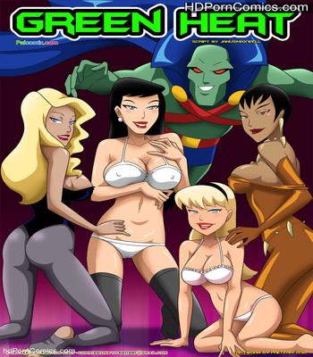 Porn Comics - Green Heat – Porncomics free Porn Comic