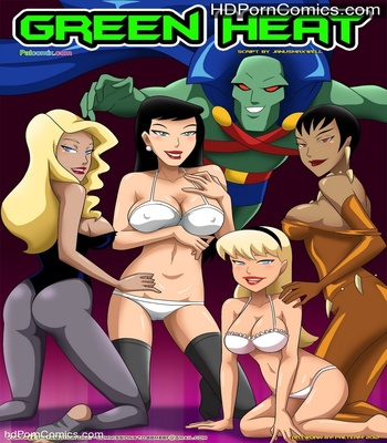 Porn Comics - Green Heat Sex Comic