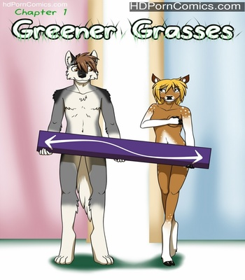 Porn Comics - Greener Grasses 1 Sex Comic