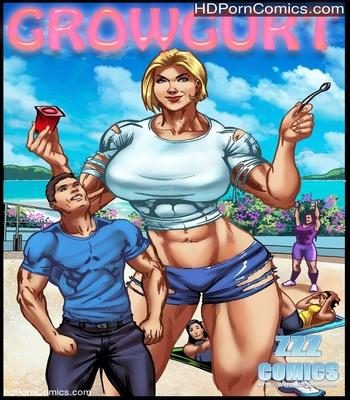 Porn Comics - Growgurt 1