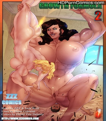 Porn Comics - Growth Formula 2