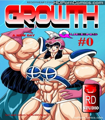 Porn Comics - Growth Queens 0 – A New Day Sex Comic