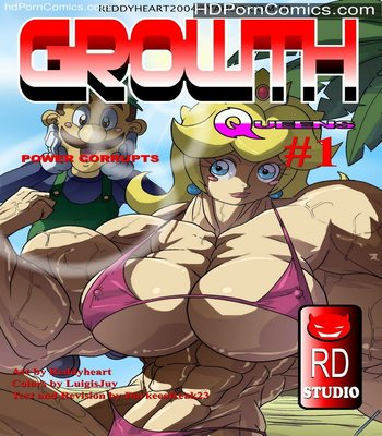 Porn Comics - Growth Queens 1 – Power Corrupts Sex Comic