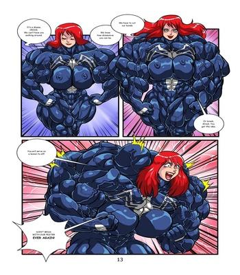 Growth Queens 4 Sex Comic sex 13