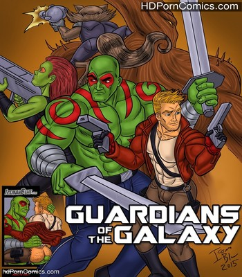 Porn Comics - Guardians Of The Galaxy Sex Comic