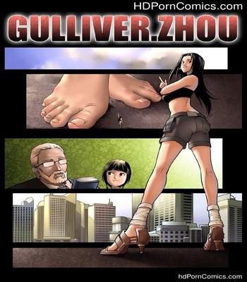 Porn Comics - Gulliver Zhou Sex Comic
