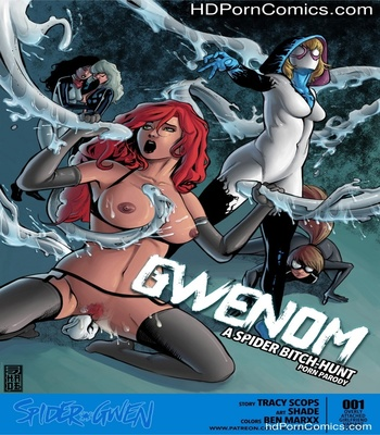 Porn Comics - Gwenom Sex Comic